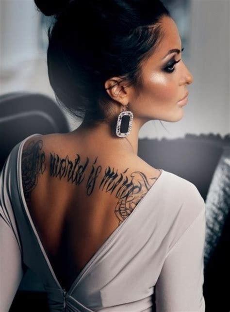 world    english tattoo swag pretty classy edge girl tattoos classy tattoos