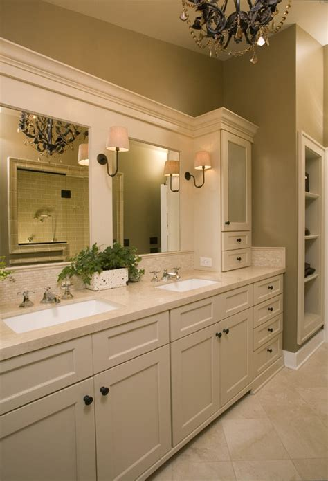 """60"""" Double Vanity What To Do With Mirrors And Lighting"""