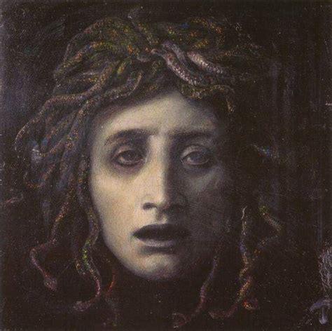 Art at Midway Middle School: Greek Mythology: Medusa