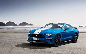 3840x2400 Ford Mustang EcoBoost Performance Pack 1 2018 4k HD 4k Wallpapers, Images, Backgrounds ...