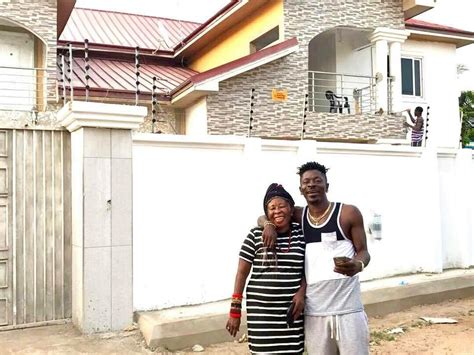 Video: Shatta Wale's Mum Shows Her Appreciable Excitement ...