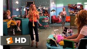 "Legally Blonde (9/11) Movie CLIP - The ""Bend & Snap"" (2001 ..."