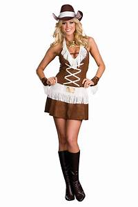 Howdy Partner Costume By Dreamgirl Foxy Lingerie