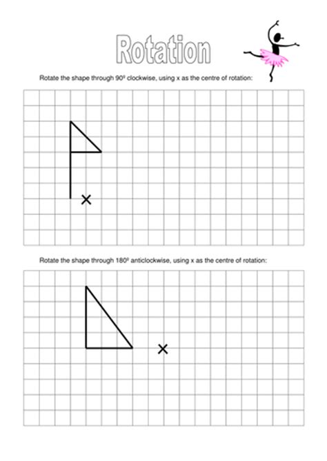 ks4 maths transformation worksheets by kathrynjsanders teaching resources tes