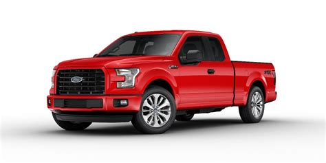 Ford Announces 2017 F-150 Stx, Super Duty Stx