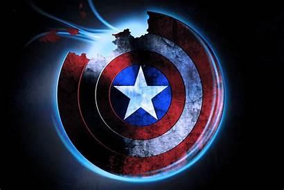 Captain America Shield Wallpapers Wallpapersafari