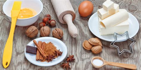 Baking Supplies How To Stock Your Pantry For Holiday Baking
