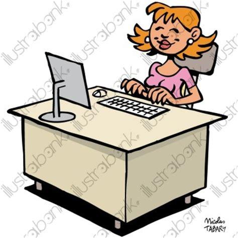 bureau de dessin secrétaire illustration au bureau libre de droit sur