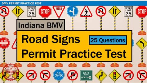 Indiana Bmv Road Signs Permit