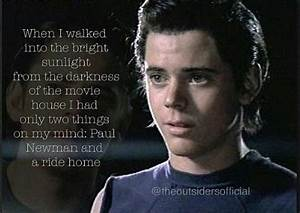 17 Best Images About Stay Gold Ponyboy On Pinterest