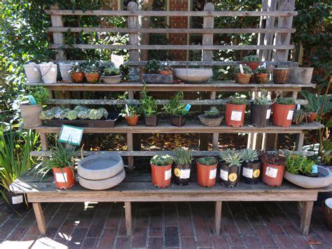 Vintage Plant Display Stands