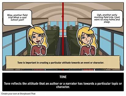 Tone Definition Literary Examples Meaning Denotation Terms