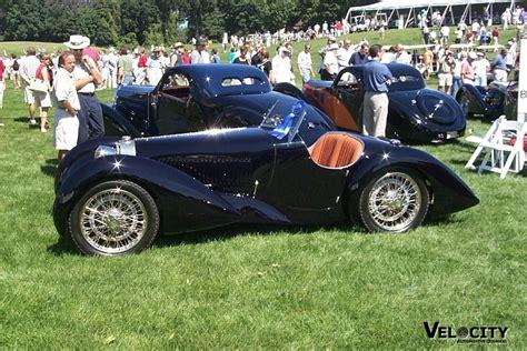 A bugatti makes ferraris and lamborghinis seem cheap by comparison. 1931 Bugatti Models