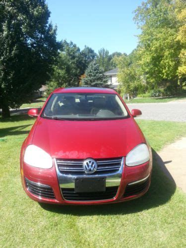 electric and cars manual 2006 volkswagen jetta seat position control buy used 2006 vw jetta tdi 5 speed manual red htd seats new body style mechanics special in