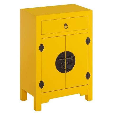 comodini cinesi comodino orientale cinese giallo mobili cinesi on line