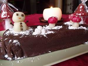 Decoration Buche De Noel Maison : chocolat norethrud aime bien ~ Preciouscoupons.com Idées de Décoration