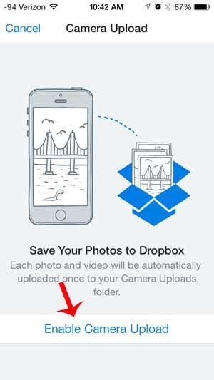 to upload photos from iphone to dropbox how to upload pictures from iphone to dropbox solve your