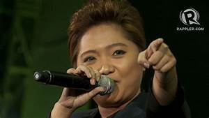 Charice speaks up on bullies, says she wants respect
