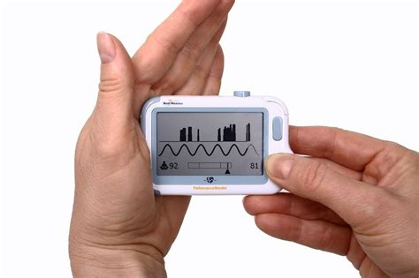 Mini Biometric Meters : fitness monitor