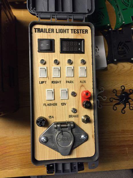 trailer light tester box trailer light tester