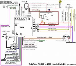 2002 Honda Civic Wiring Diagram