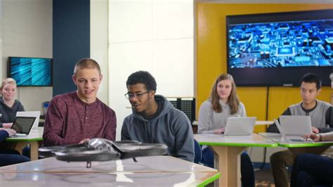 Bringing Stem Classrooms To Life Youtube