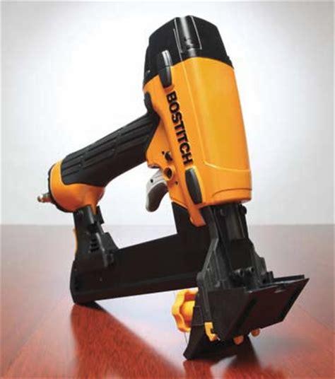 bostitch engineered flooring stapler bostitch ehf1838k engineered hardwood flooring stapler