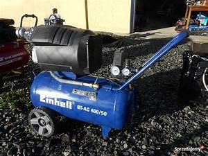 Einhell Bt Ac 400 50 : kompresor 2 t ok 50l einhell bt ac 400 50 nowy ~ Jslefanu.com Haus und Dekorationen