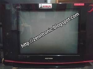 Zenntronic  Problem Tv Polytron Slim Protek