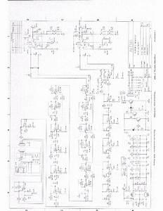 Alesis M1 8mpab04a Active Monitor Amplifier Sch Service