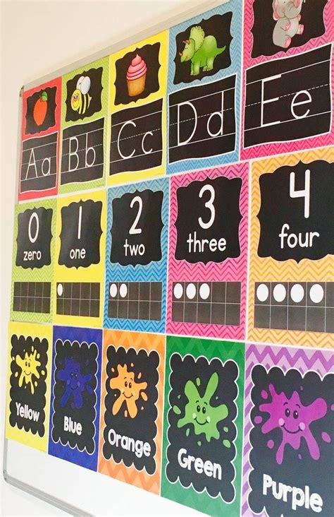 preschool wall decoration 2018 popular preschool classroom wall decals 248