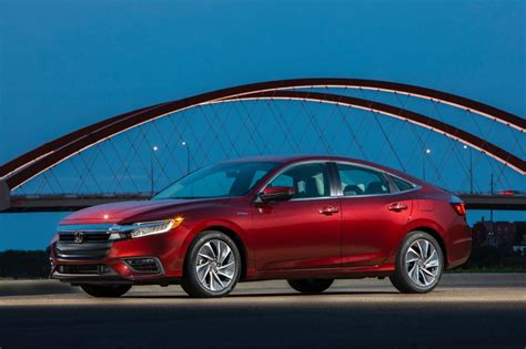 2019 Honda Insight Pricing And Fuel Economy Figures Announced