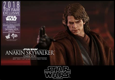 Hot Toys Revenge of the Sith - Dark Side Anakin Skywalker ...