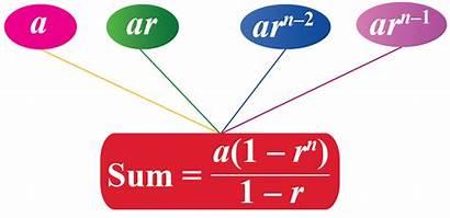 Gp Nth Term Geometric Example