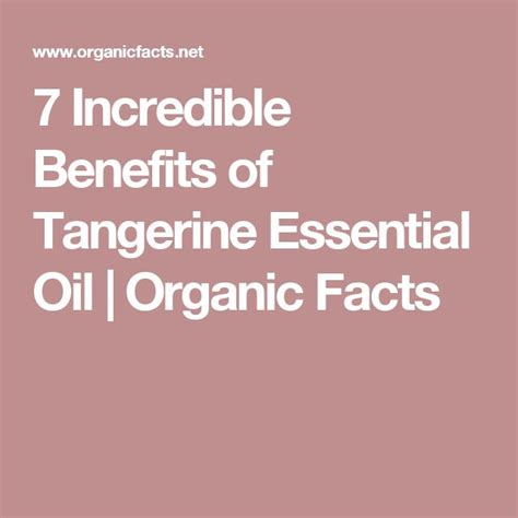 25 best ideas about tangerine essential on tangerine ideas scented