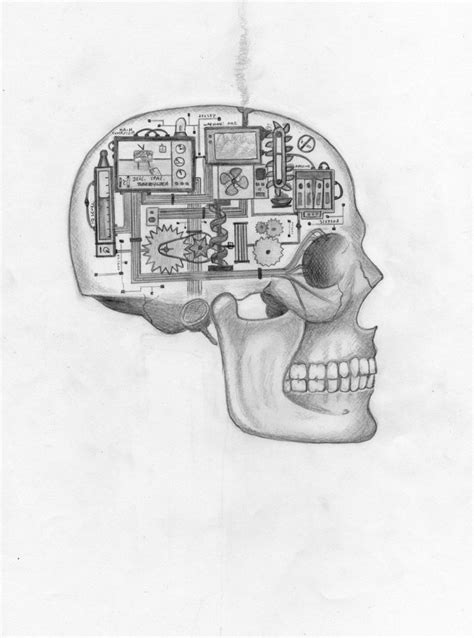 artificial intelligence by dagett on DeviantArt