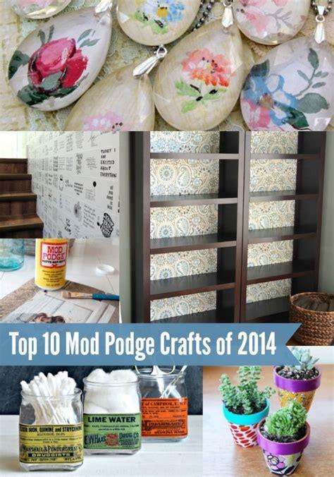 top mod podge craft ideas   mod podge crafts