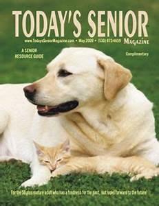 Today's Senior Magazine - CA. Today's Senior Magazine is a ...