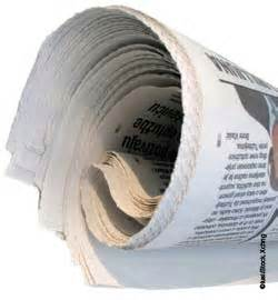 newspaper article examples ks