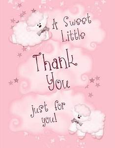 Simple Baby Shower Thank You Poems Baby Shower Ideas