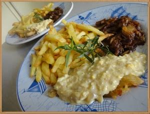 cuisiner lieu noir filet de lieu noir sauce moutarde recette iterroir