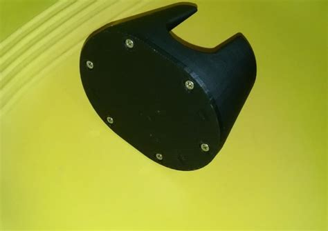 Magnetic Cup Holder   perfect for lawn tractor   makexyz.com