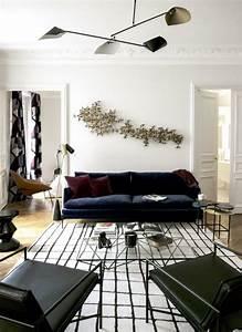 Interior Inspiration  Un U0026 39 Affascinante Ristrutturazione Parigina  Con Immagini