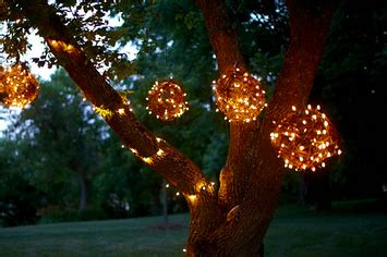 outdoor lighting diys  brighten   summer