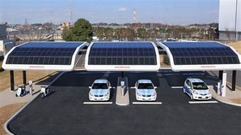 electric vehicles charging stations solar power for electric vehicles clean fuel connection news
