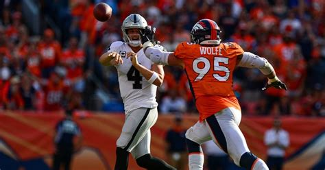 Broncos vs Raiders Betting Lines, Spread, Odds and Prop ...