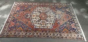 tapis bakhtiar en laine et coton le champ rouge a With tapis bakhtiar prix