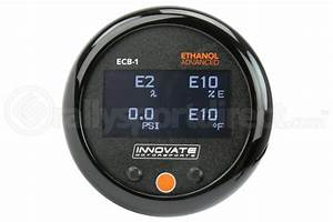 Innovate Motorsports Ecb1 Boost And Ethanol Advanced Gauge