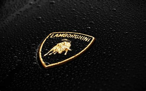 Wallpaper Hd Lamborghini Logo Cars Radar