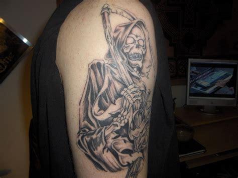 tatouage la faucheuse live at and metal mandytattoo page 2